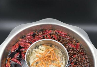 菌汤鸳鸯锅